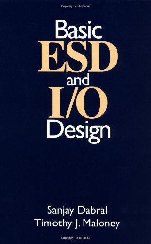 Basic Esd and I/O Design 9780471253594