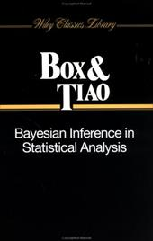 Bayesian Inference in Statistical Analysis 1564791