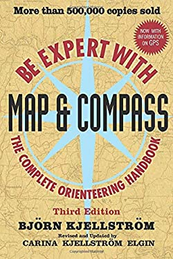 Be Expert with Map & Compass 9780470407653