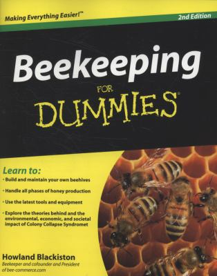 Beekeeping for Dummies 9780470430651