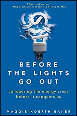 Before the Lights Go Out: Conquering the Energy Crisis Before It Conquers Us