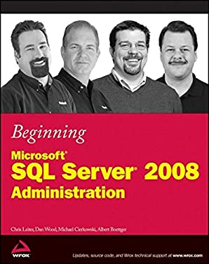 Beginning Microsoft SQL Server 2008 Administration 9780470440919