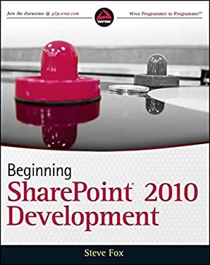 Beginning SharePoint 2010 Development 9780470584637