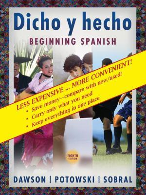 Beginning Spanish: Dicho y Hecho 9780470279779