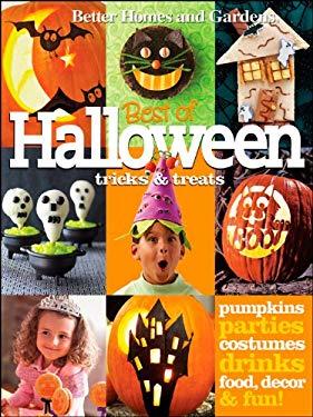 Better Homes and Gardens Best of Halloween Tricks & Treats