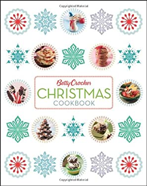 Betty Crocker Christmas Cookbook 9780470874035