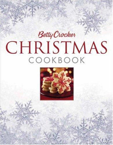Betty Crocker Christmas Cookbook 9780471753032
