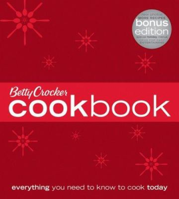 Betty Crocker Cookbook Betty Crocker Cookbook Betty Crocker Cookbook Betty Crocker Cookbook 9780471753087