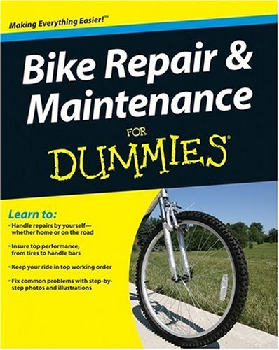 Bike Repair & Maintenance for Dummies 9780470415801