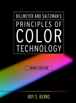 Billmeyer and Saltzman's Principles of Color Technology 9780471194590