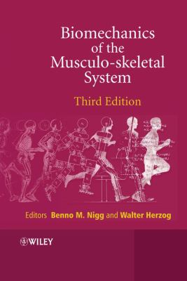 Biomechanics of the Musculo-Skeletal System 9780470017678