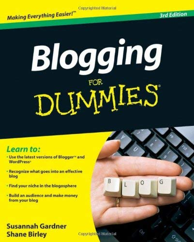 Blogging for Dummies 9780470565568