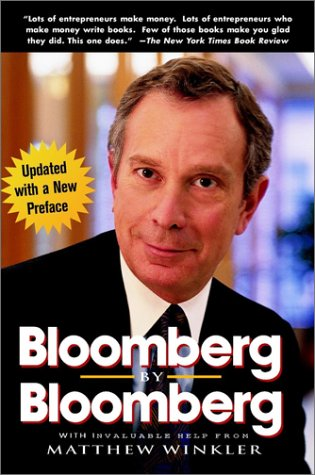 Bloomberg by Bloomberg 9780471208884