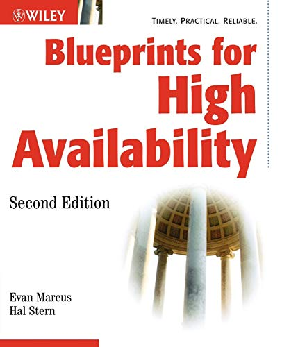 Blueprints for High Availability 9780471430261