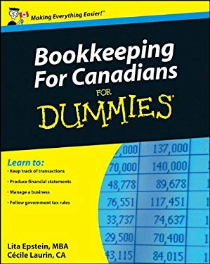 Bookkeeping for Canadians for Dummies 9780470737620