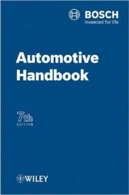 Bosch Automotive Handbook 9780470519363