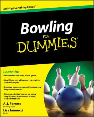 Bowling for Dummies 9780470601594