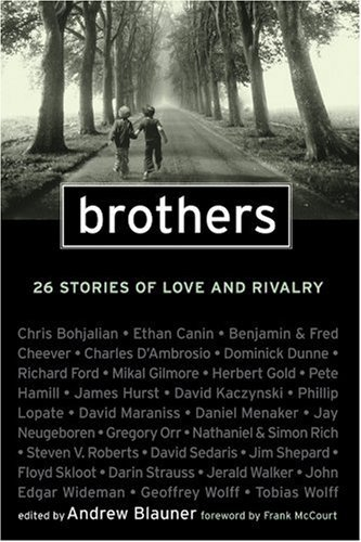 Brothers: 26 Stories of Love and Rivalry 9780470599648