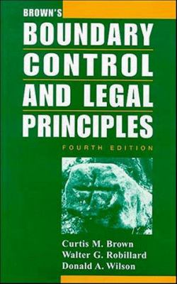 Brown's Boundary Control and Legal Principles