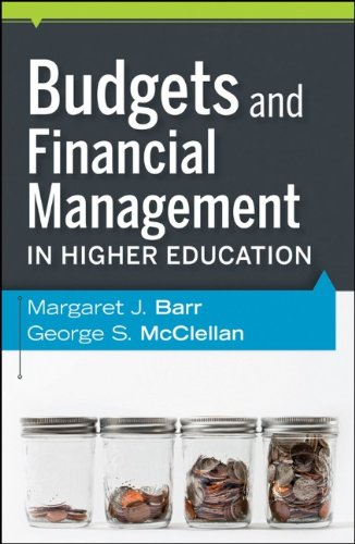 Budgets and Financial Management in Higher Education 9780470616208