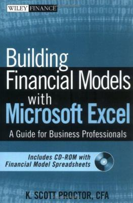 Building Financial Models with Microsoft Excel: A Guide for Business Professionals [With CDROM] 9780471661030
