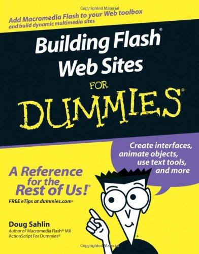 Building Flash Web Sites for Dummies 9780471792208