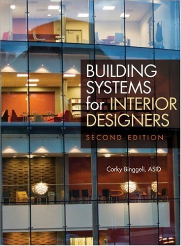 Building Systems for Interior Designers 9780470228470
