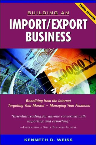 Building an Import/Export Business 9780471202493