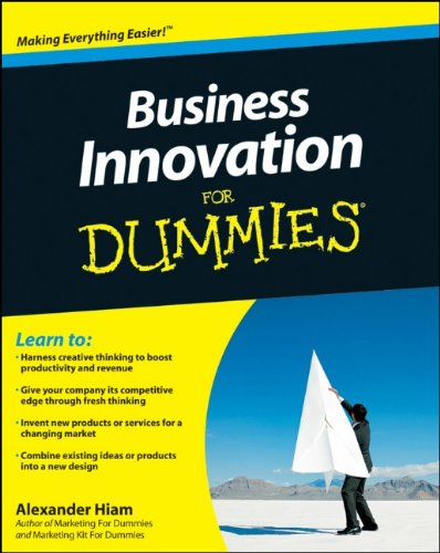 Business Innovation for Dummies 9780470601747