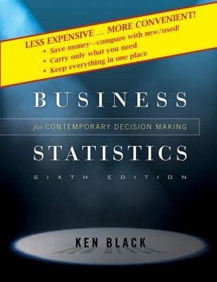 Business Statistics for Contemporary Decision Making 9780470409015