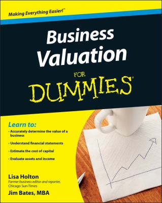 Business Valuation for Dummies 9780470344019