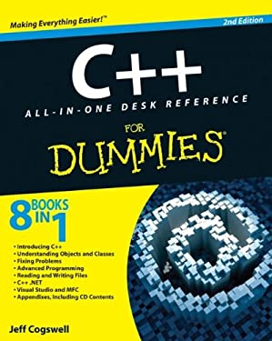 C++ All-In-One for Dummies [With CDROM] 9780470317358
