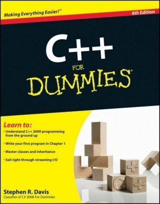 C++ for Dummies [With CDROM] 9780470317266