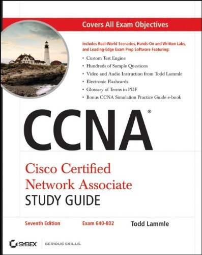 CCNA Cisco Certified Network Associate Study Guide, 7th Edition 9780470901076