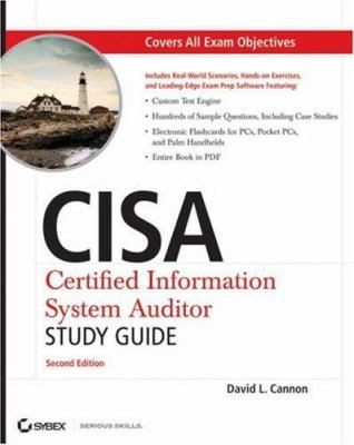 CISA Certified Information Systems Auditor Study Guide [With CDROM] 9780470231524