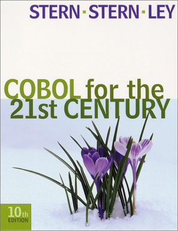 COBOL for the 21st Century 9780471073215