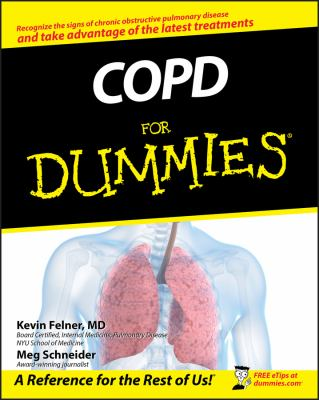 COPD for Dummies 9780470247570