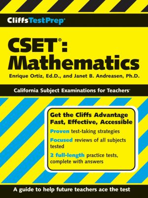 CSET: Mathematics