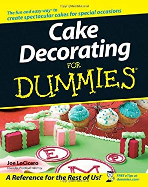 Cake Decorating for Dummies 9780470099117