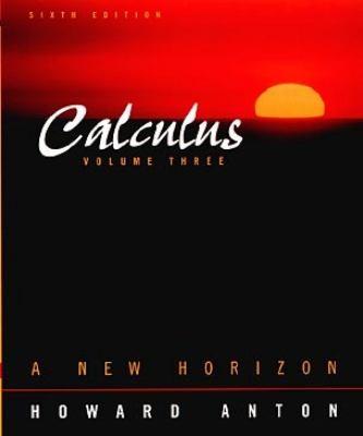 Calculus 9780471243496