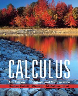 Calculus 9780470089149