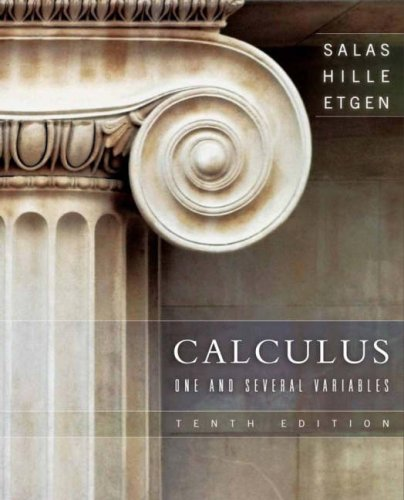 Calculus: One and Several Variables 9780471698043