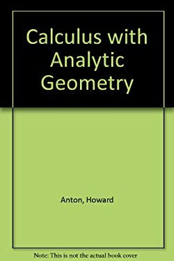 Calculus with Analytic Geometry 9780471076537