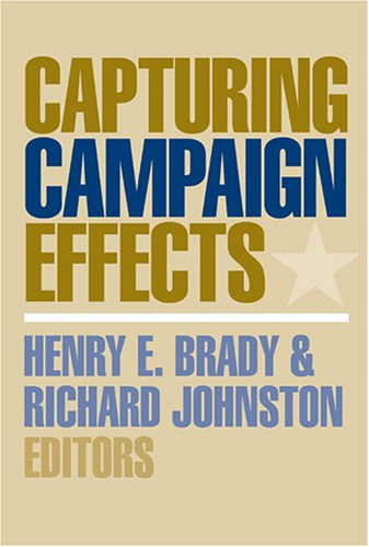 Capturing Campaign Effects 9780472069217