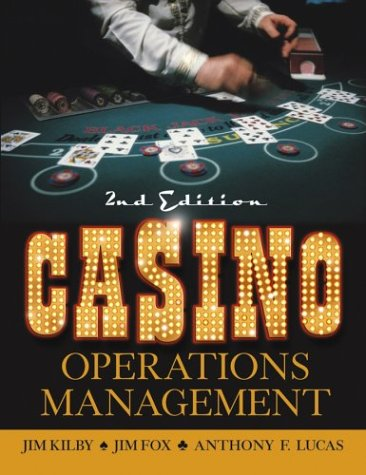 Casino Operations Management 9780471266327