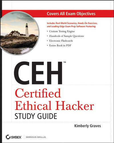 CEH Certified Ethical Hacker Study Guide [With CDROM] 9780470525203