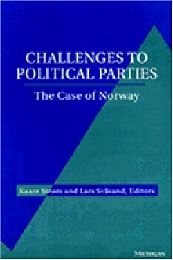 Challenges to Political Parties: The Case of Norway 9780472106806