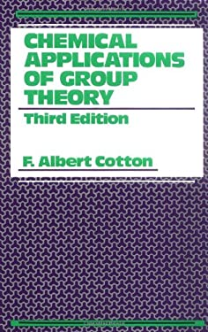 Chemical Applications of Group Theory 9780471510949