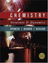 Chemistry: Structure and Dynamics 1508645