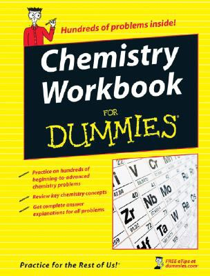 Chemistry Workbook for Dummies 9780470251522